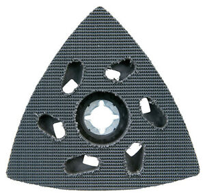 Makita Delta Schleifplatte Klett Multifunktionswerkzeug Dreieckschleifer
