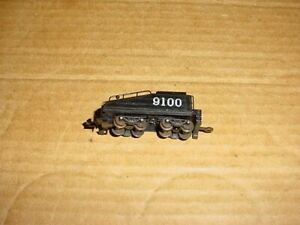 MINITRIX (N) Steam Locomotive Slope Back Tender  - #9100