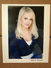 Stacy Fuson #2 Playboy Playmate original vintage headshot photo with credits