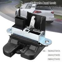 For VW Golf MK5 MK6 Passat Polo Rear Tailgate Trunk Boot Lock Latch   //