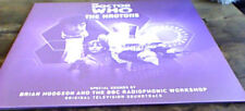 "BRIAN HODGSON BBC RADIOPHONIC WORKSHOP DOCTOR WHO THE KROTONS LTD UK 10"" LP 2013"