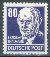 DDR ,Mi.-Nr.339**mit PLF IV, T - spitz, Michel 108 €, pracht