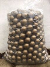 500 BRAND NEW SOFT PLAY BALLS -BALL PIT, POOL , COMMERCIAL GRADE CE - GOLD