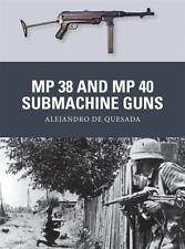 Weapon: MP 38 and MP 40 Submachine Guns 31 by Alejandro de Quesada (2014,...
