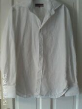 WHITE SHIRT BY LEE COOPER, SIZE MEDIUM