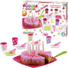 Ecoiffier Geburtstagstorte Party-Spielset Puppengeschirr Kinderküche Geschirr