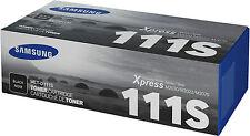 Genuine Original Samsung Xpress M2022 Black Toner Cartridge MLT-D111S