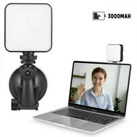 LED Ring Light Dimmable Lights Kits 6500K for Computer Webcam Video Live Stream