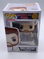 POP!💎Mad Sweeney American Gods 681💎Sealed Collectable Vinyl Figure🌟