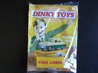 Classic Dinky Toys Collection magazine Part # 23 Ford Zephyr Saloon