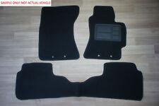 Car Floor Mats Custom Made Front & Rear for Toyota Aurion: 10/2006 - 11/2011