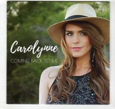 Carolynne Coming Back To Me (2017) 5-track Neue CD Album /