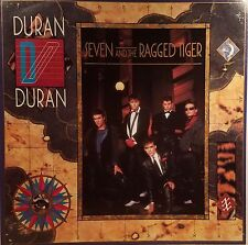 Duran Duran '7 & The Ragged Tiger' Promo Album Flat Suitable for framing Mint