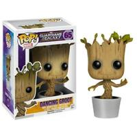 Funko Pop! Vinyl Bobblehead Guardians Of The Galaxy Dancing Groot Toy AU