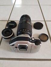 Tamron AF 70-300mm F/4.0-5.6 LD Lens with Camera Nikon Pronea S & Free Case