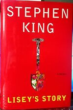 Stephen King: Lisey's Story (2006, Hardcover) Like New Never Read