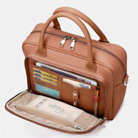 Brenice Women Large Fashion Leather Handbag Travel Crossbody Shoulder Bag