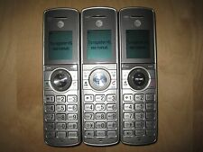 Lot of 3 At&T Clp99486 Dect 6.0 Cordless Expansion Handset Phone