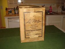 1930's LA PETITE DOLLY'S WASHER w/BOX UNUSED,RARE PIECE,WASHER FOR DOLL CLOTHES