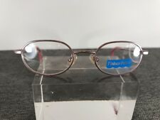 Fischer Price Kids Eyeglasses 37-16-120 Peanut Pink Clearvision 9240