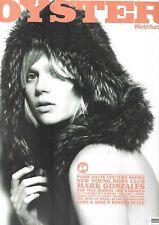 Oyster Magazine World Fashion New Vintage Australia Back Issue No 69 PB