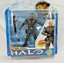 McFarlane Halo Wars Collection SGT FORCE  2010 Series 5 New