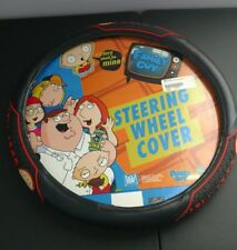 """Family Guy Stewie """"Obey Me"""" Steering Wheel Cover New"""