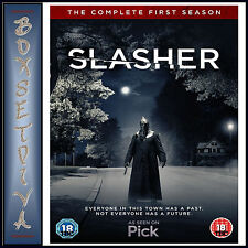 SLASHER - THE COMPLETE FIRST SEASON - SEASON 1  *BRAND NEW DVD**