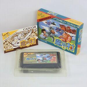 MAKAIMURA Ghosts'n Goblins Famicom Nintendo 2151 fc