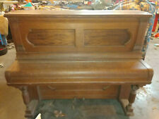 Antique, 1888, Steinway upright cottage piano