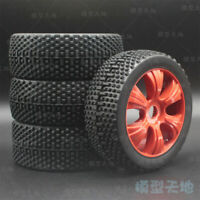 1/8 Rc Buggy Wheels Tires 4pcs For Arrma Typhon Losi 8eight Associated rc8