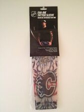 CALGARY FLAMES NHL Fan-Ink Tattoo Sleeve Reusable, Stretchy, Looks Real NIB
