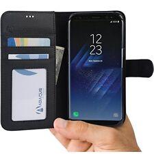 Étuis, housses et coques en cuir pour téléphone mobile et assistant personnel (PDA) Samsung sans offre groupée personnalisée