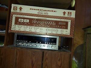 Marantz 4300 Quad Receiver  WITH BOX 1 Owner PRISTINE Condition