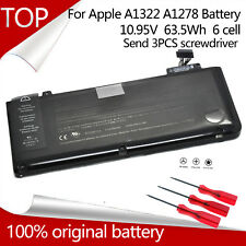 Genuine OEM A1322 Battery For Macbook Pro 13 A1278 Mid...