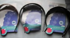 """Goody Ouchless Flex Pressure Free Wide Headband Band Comfort Flexible Tips 2"""""""