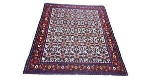Orientteppich      handgeknüpft   senneh 150 x 115