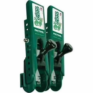 PacTool Gecko Gauge LP Engineered Wood Siding Hanger (1-Pair) SA90338  - 1 Each