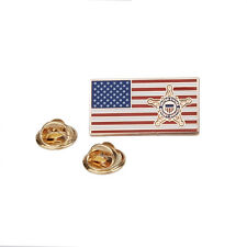 US SECRET SERVICE METAL CHEST PIN BADGE-35203