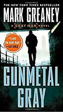 Gunmetal Gray 6 (gray Man) by Greaney Mark Book The Cheap Fast Post