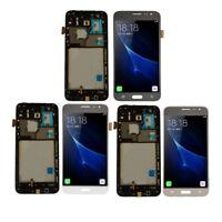 Para Samsung Galaxy J3 2016 J320F / FN Pantalla LCD con marco de pantalla táctil