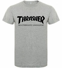 Camiseta Thrasher letras hombre, tallas y colores