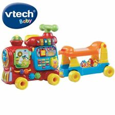 Vtech PUSH & RIDE ALPHABET TRAIN Educational Preschool Young Child Toy BN