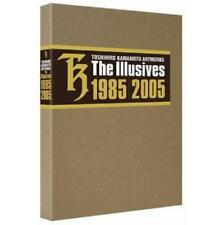 Toshihiro Kawamoto Artworks The Illusives I & II art book special edition 2 set