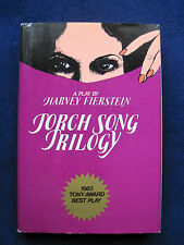 Harvey Fierstein's TORCH SONG TRILOGY - SIGNED by ESTELLE GETTY & Cast