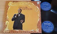 BROOK BENTON - SPOTLIGHT ON BROOK BENTON - 2 LP 33 GIRI GATEFOLD - UK PRESS