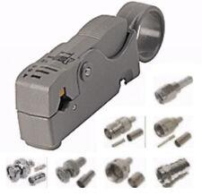 Coax Strip/Stripper/Striper/Stripping Tool RG6/RG59/RG58/RG62/RG400 cable/cord