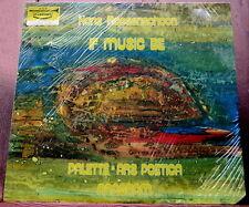 HANS ROOSENSCHOON  If Music Be  / ORIGINAL 1985 So Africa  LP  SEALED  Mint-!