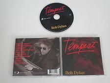 BOB DYLAN/TEMPEST(SONY MUSIC-COLUMBIA 88725 46541 2) CD ALBUM