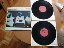 2LP Tangerine Dream The Warsaw Concert Tonpress Poland